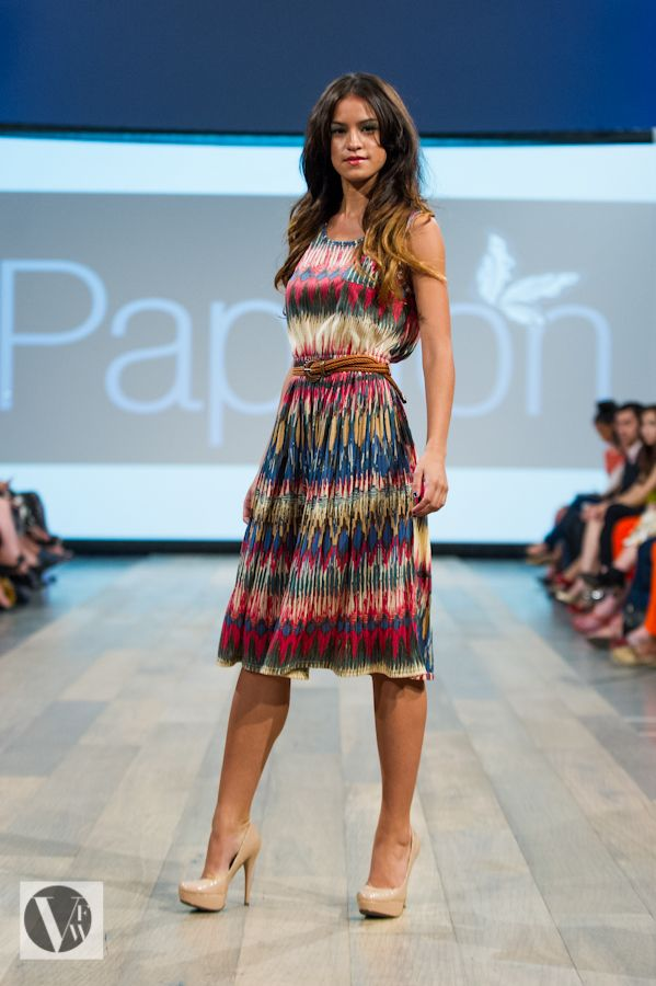 The Papillon Collection was a big hit at Vancouver Fashion Week #VFW http://spindlemagazine.com/2012/09/vfw-papillon/
