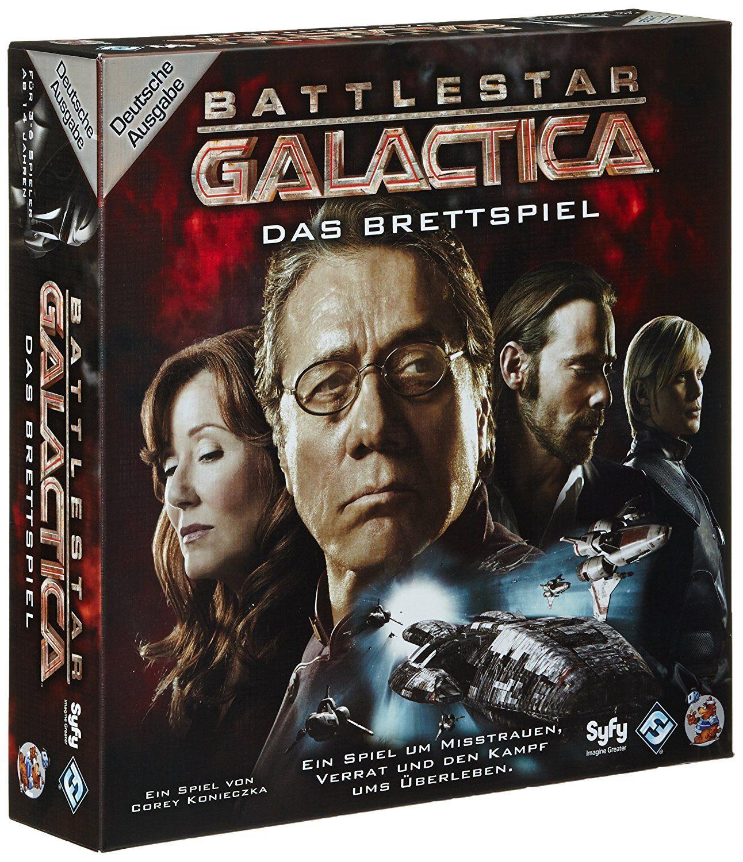 Heidelberger Spieleverlag HEI00164 Battlestar Galactica