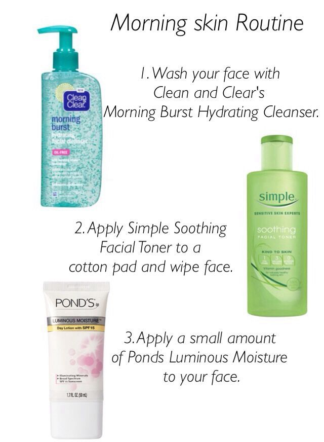 That Is My Morning Pores And Skin Care Routine I Ve Oily Pores And Skin However Any Pores And Skin S Morning Skin Care Routine Daily Skin Care Face Skin Care