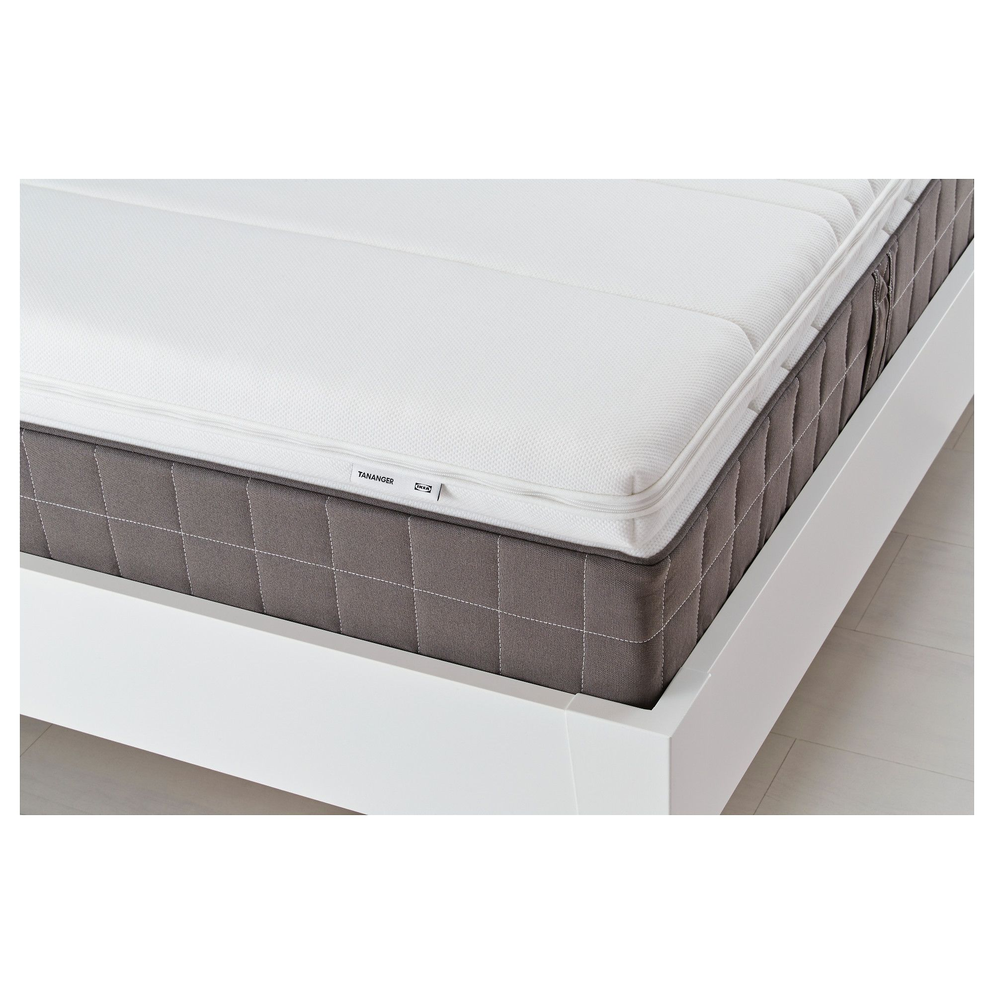 tananger mattress topper white mattress memory foam and bed