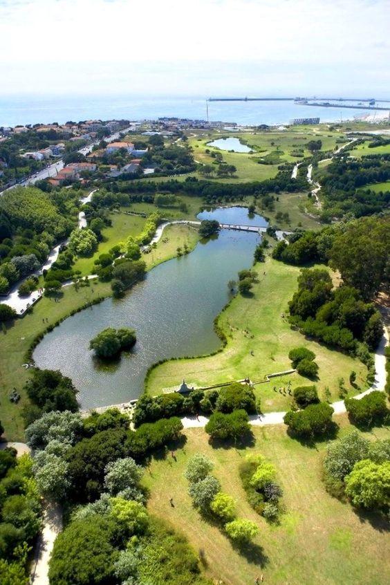 Parque da Cidade, Porto.