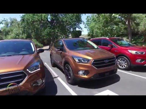 Ford Suvs Lineup Ford Edge Ford Explorer Ford Expedition Ford