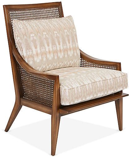 Best Somerset Bay Clearwater Accent Chair Blush Beige 400 x 300