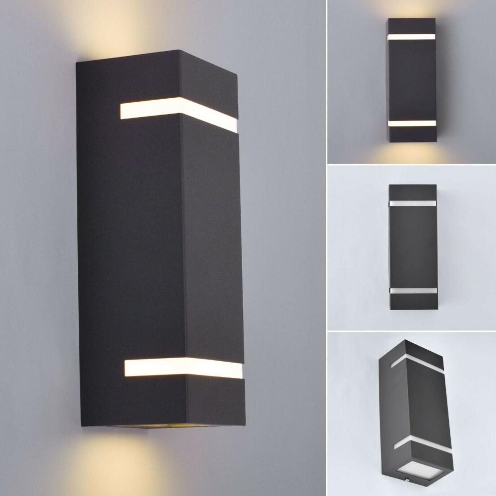 Details Zu Außenleuchte Wandleuchte Wandlampe Gu10 Lampe