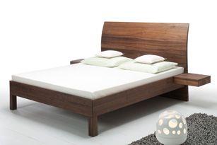 Metallfreies Bett in Holz - Sarntal, Südtirol