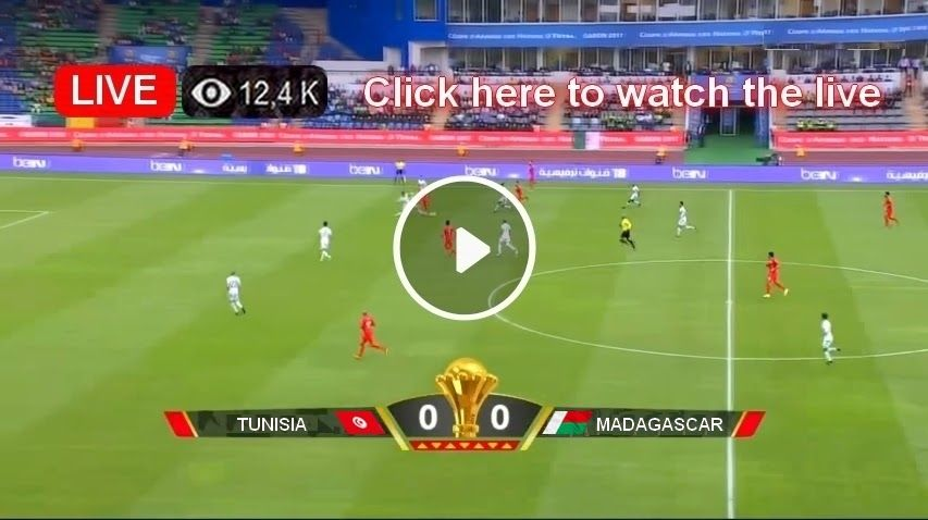 Watch live Tunisia vs Madagascar CAN 2019 Boxing live