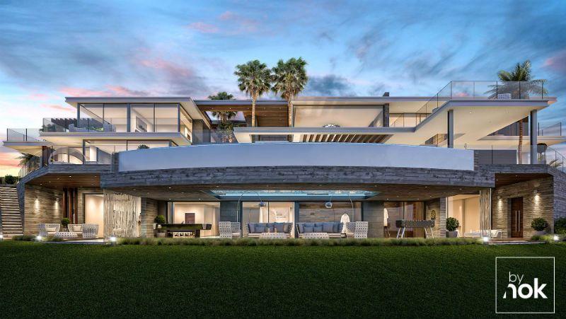 Villa Valhalla A Mega Mansion In La Zagaleta Beverly Hills Magazine Luxury Homes Dream Houses Mansions Luxury Villa