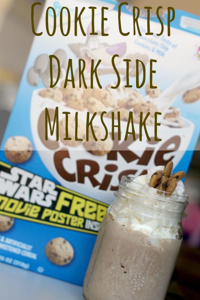 how to make a cookie crumble milkshake