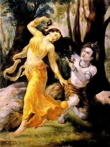 Parvati nude calendar