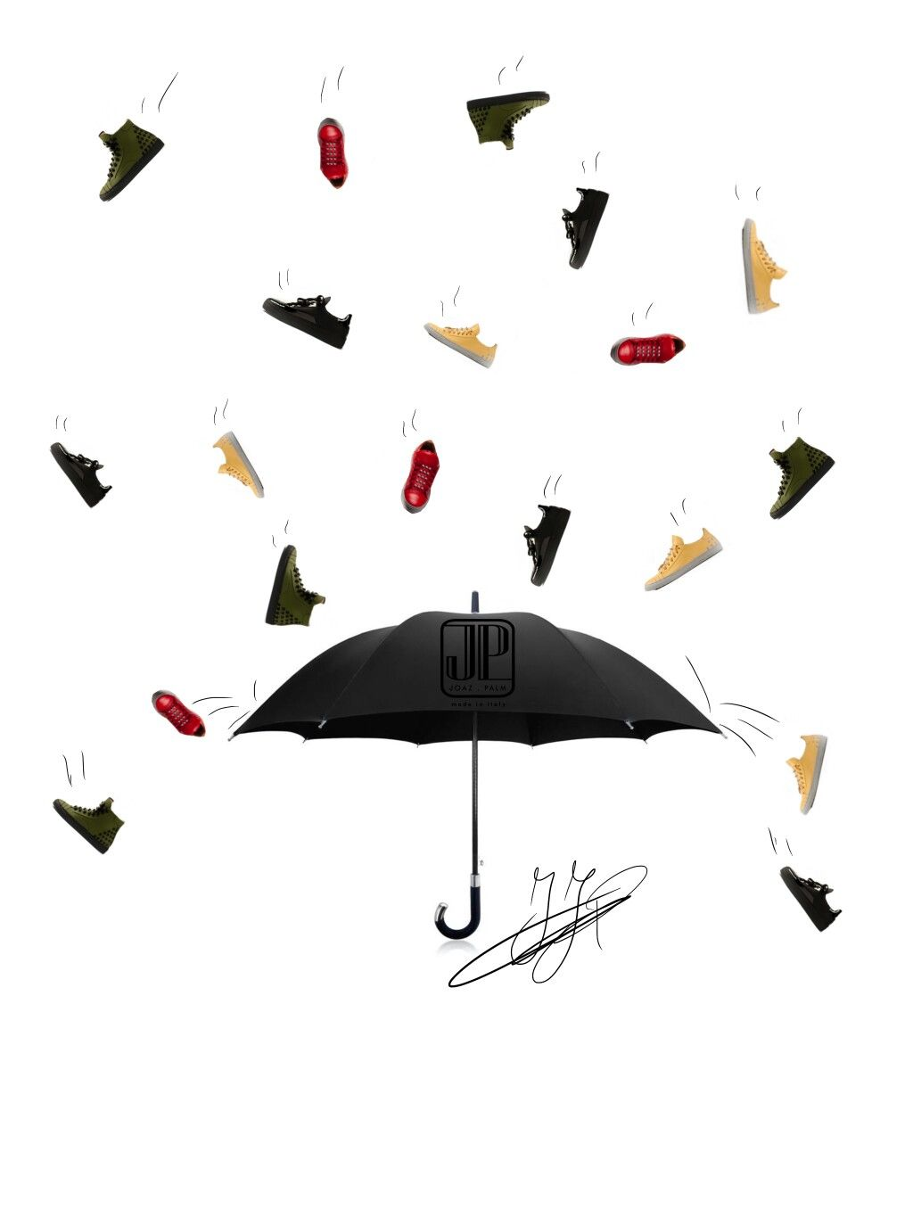 It's sky #raining Palms. A fashion & art story by @joazpalm . The Joaz.Palm ss17 luxury footwear collection is now online for everyone to enjoy Joaz.Palm luxury footwear made in Italy . Get your palms now for its to late and by royalty   www.joazpalmdesigns.com  #worldwide #stores #usa #fashion #footwear #luxury #clean #art #style #womenswear #mensstyle #come #haveit #hiend #dubai #roma #milano #paris #lyon #japan #leather #rubber #royal #black #red #colors #moda