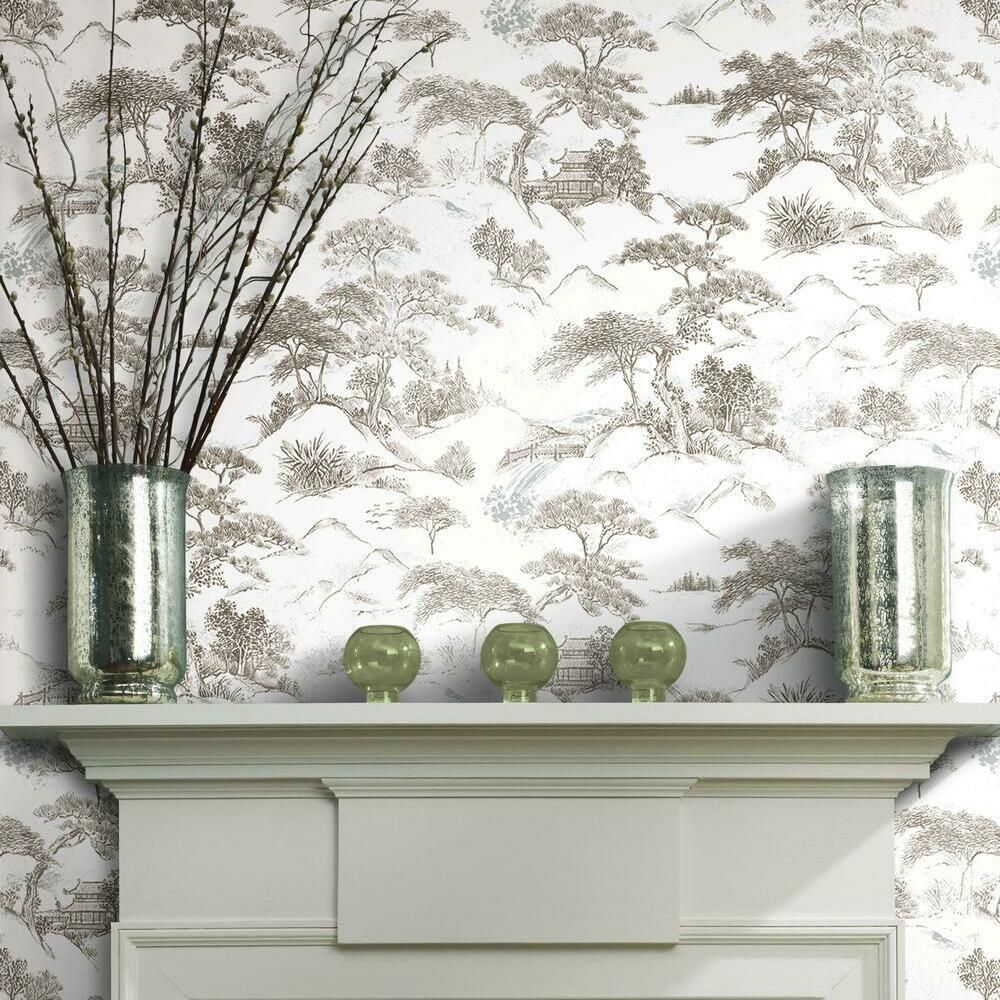 Inspired By Nature Jazz Up Your Space With Our Awesome Removable Banana Leaf Pattern Leaf Wallpaper Banana Leaf Wallpaper Banana Leaf Print Wallpaper
