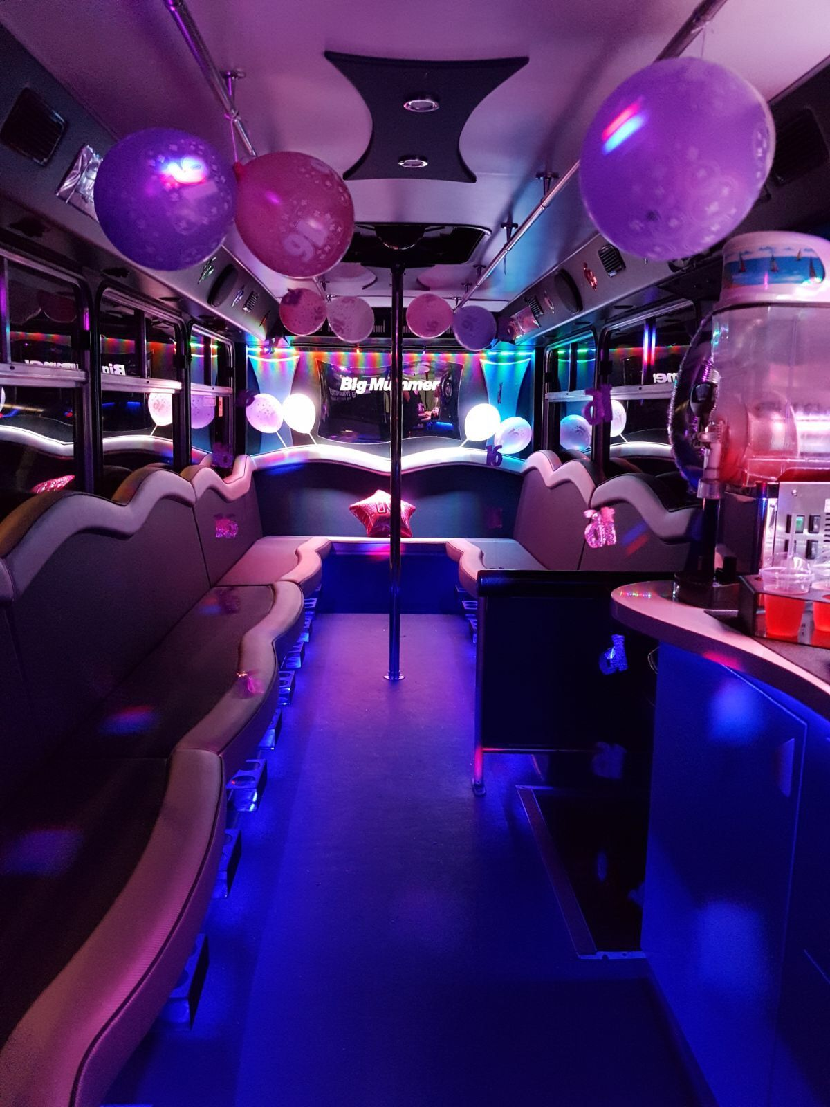 Party Bus Rental For Kids Party Bus Rental Party Bus Limo Party