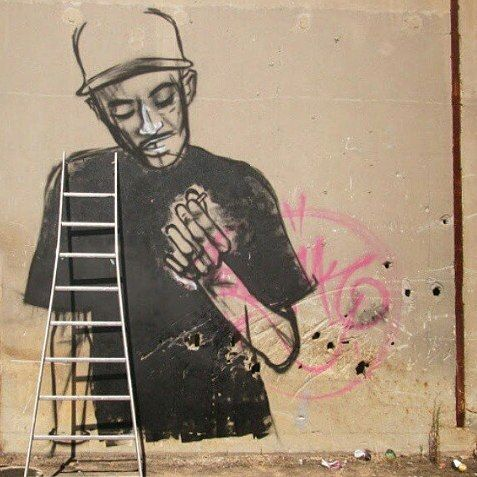 #graffiti #blackandwhite #igersbordeaux #urbex #abandoned #bordeauxurbex #graffitifrance #Paris #Lyon #bordeauxstreetart #montana #mtn #wish #wallporn #smile #mtncolors #ancien #art #universe #illustration #calligraphy #streetphotography #steetart#rsa_graffiti by mas_oner