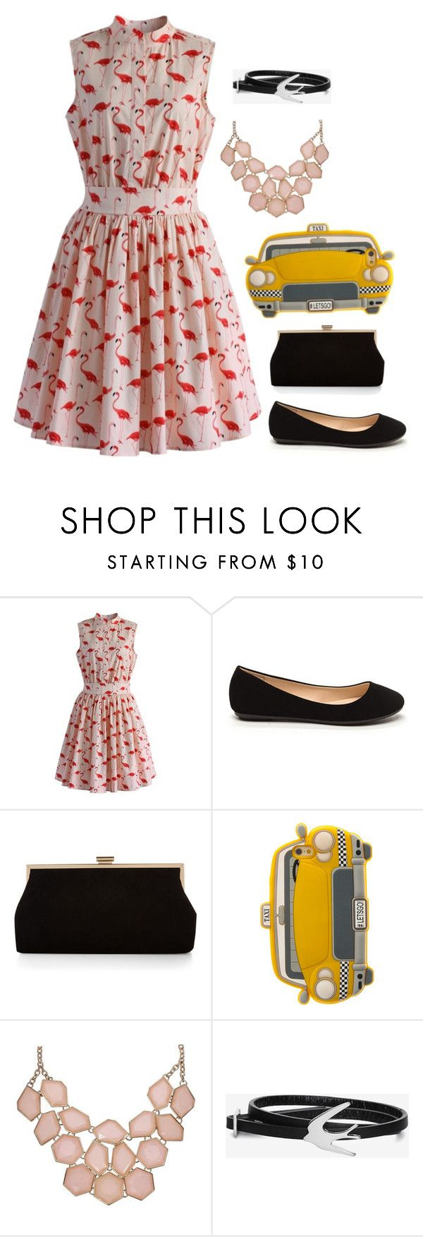 """""""Ember"""" by ashleeramme on Polyvore featuring Chicwish, Monsoon, TAXI and McQ by Alexander McQueen"""
