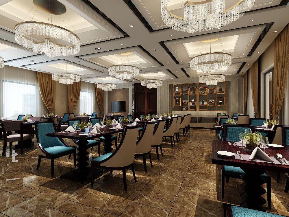 Restaurant d max interior design chateau pinterest