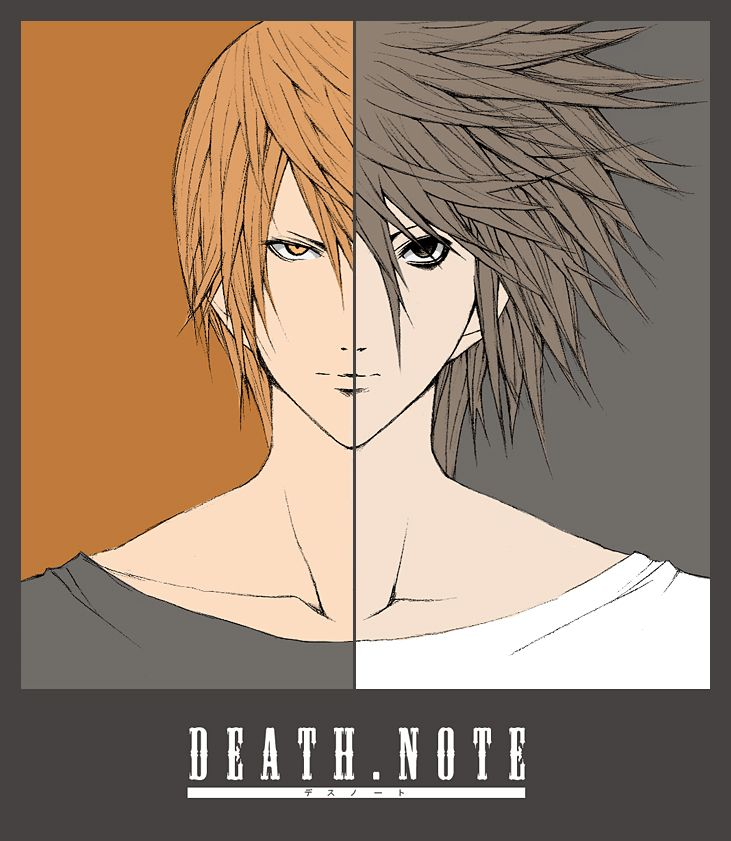 Death Note By Jakuuiantart On Deviantart Otaku Corner