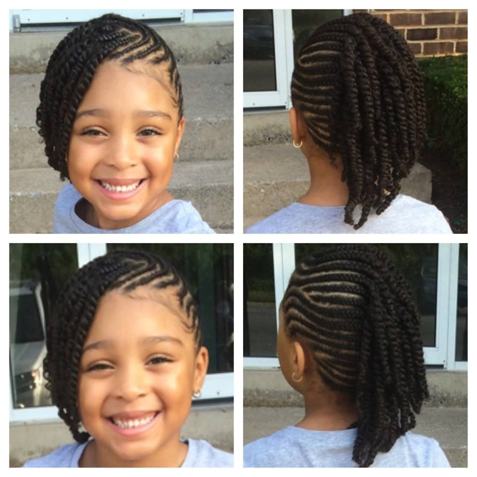 Pin by Mona McCray on Braided beauty   Natural hair styles ...