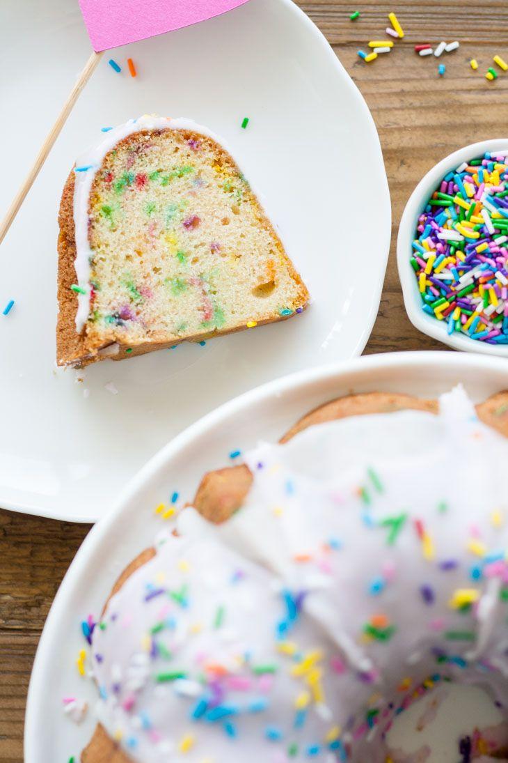 nothing bundt cakes funfetti recipe