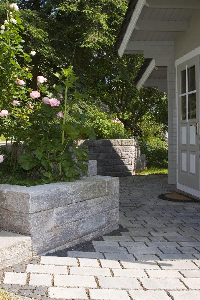 Harmonische au engestaltung die einen romantischen for Gartengestaltung landhaus