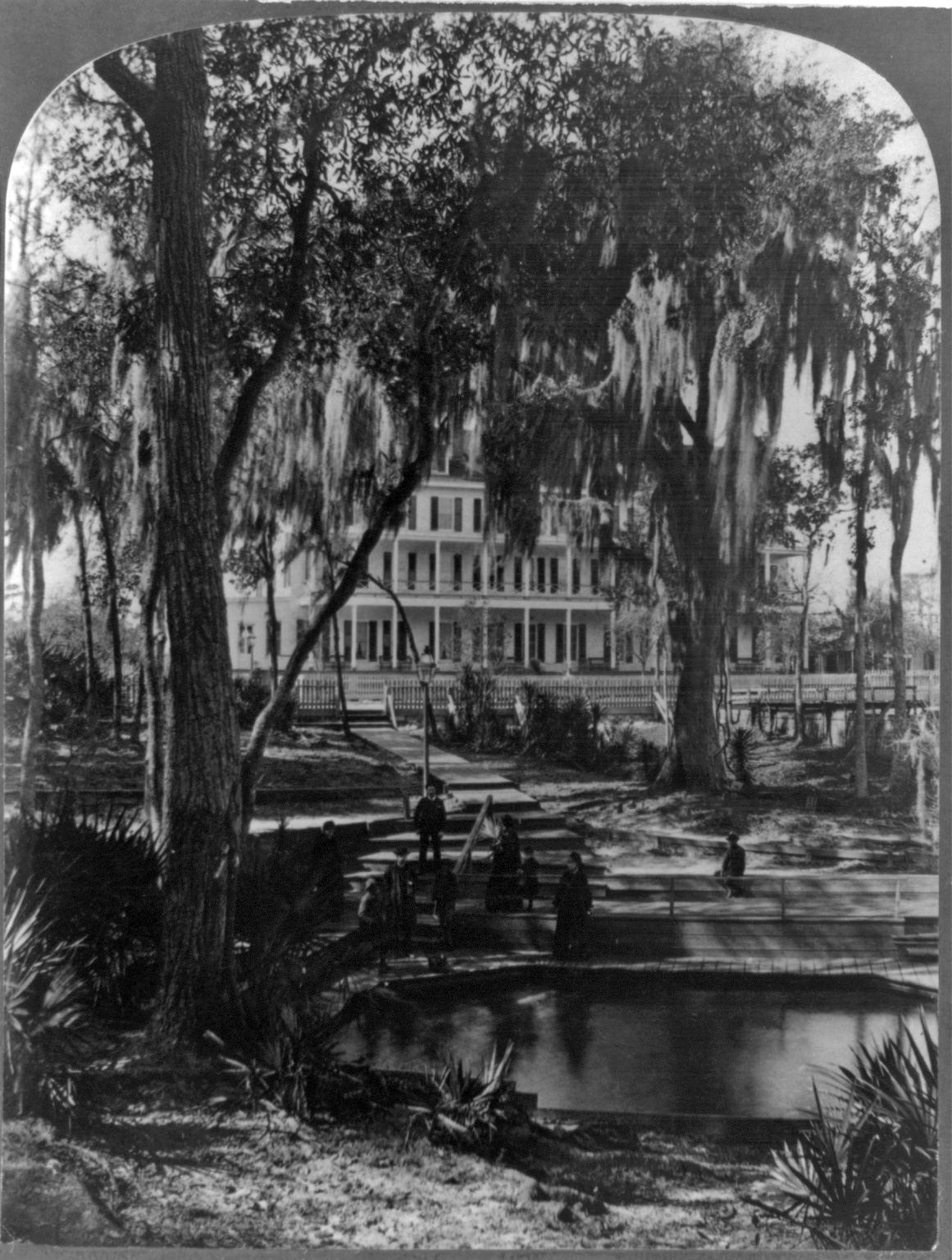 Green Cove Springs 1886 Old florida, Vintage florida