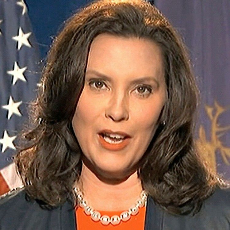 Gretchen Whitmer Drops Hilarious Hot Mic F Bomb Just Seconds Before Dnc Speech Huffpost In 2020 Dnc Speech Hilarious