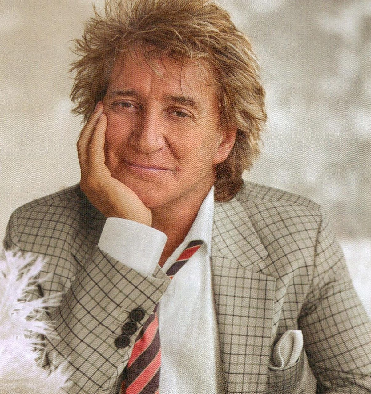 rod stewart | ... OR YULETIDE CLASSIC? | It's All Been Said Before ...