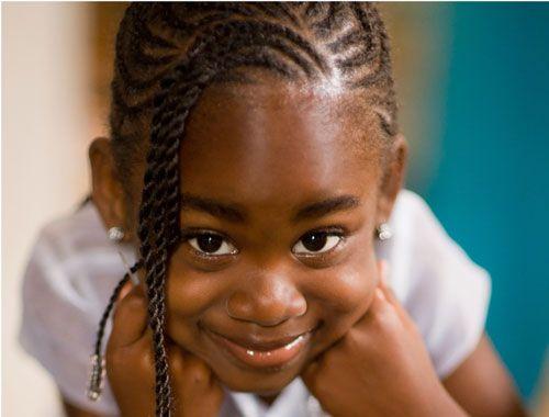 Braids For Little Black Girls