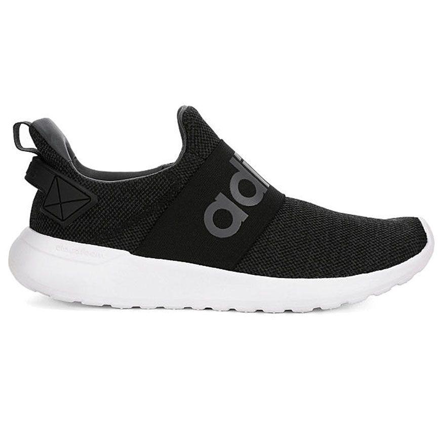Men's adidas Lite Racer Adapt (Black)   Adidas slip on shoes