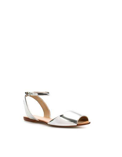 BASIC SANDAL - Woman - Shoes - ZARA