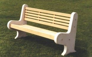 Hull, East Riding of Yorkshire, England | Concrete bench ...
