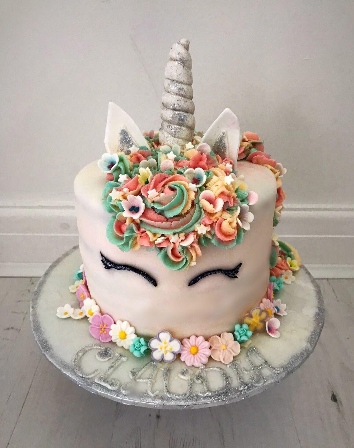 Happy Birthday Cake Topper Einhorn Deko Party Deko Geburtstag Deko