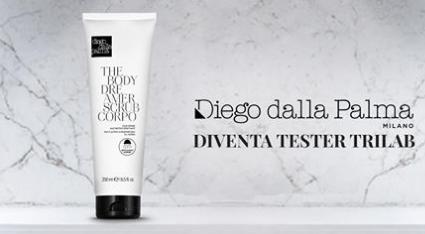 Diventa Tester The Body Dreamer di Diego dalla Palma con Trilab