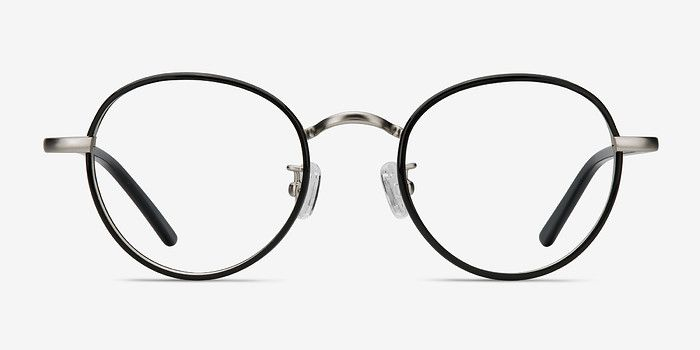 5909335e22 Anywhere Black Acetate Eyeglasses from EyeBuyDirect. Come and discover  these quality glasses at an affordable price. Find your style now with this  frame. ...