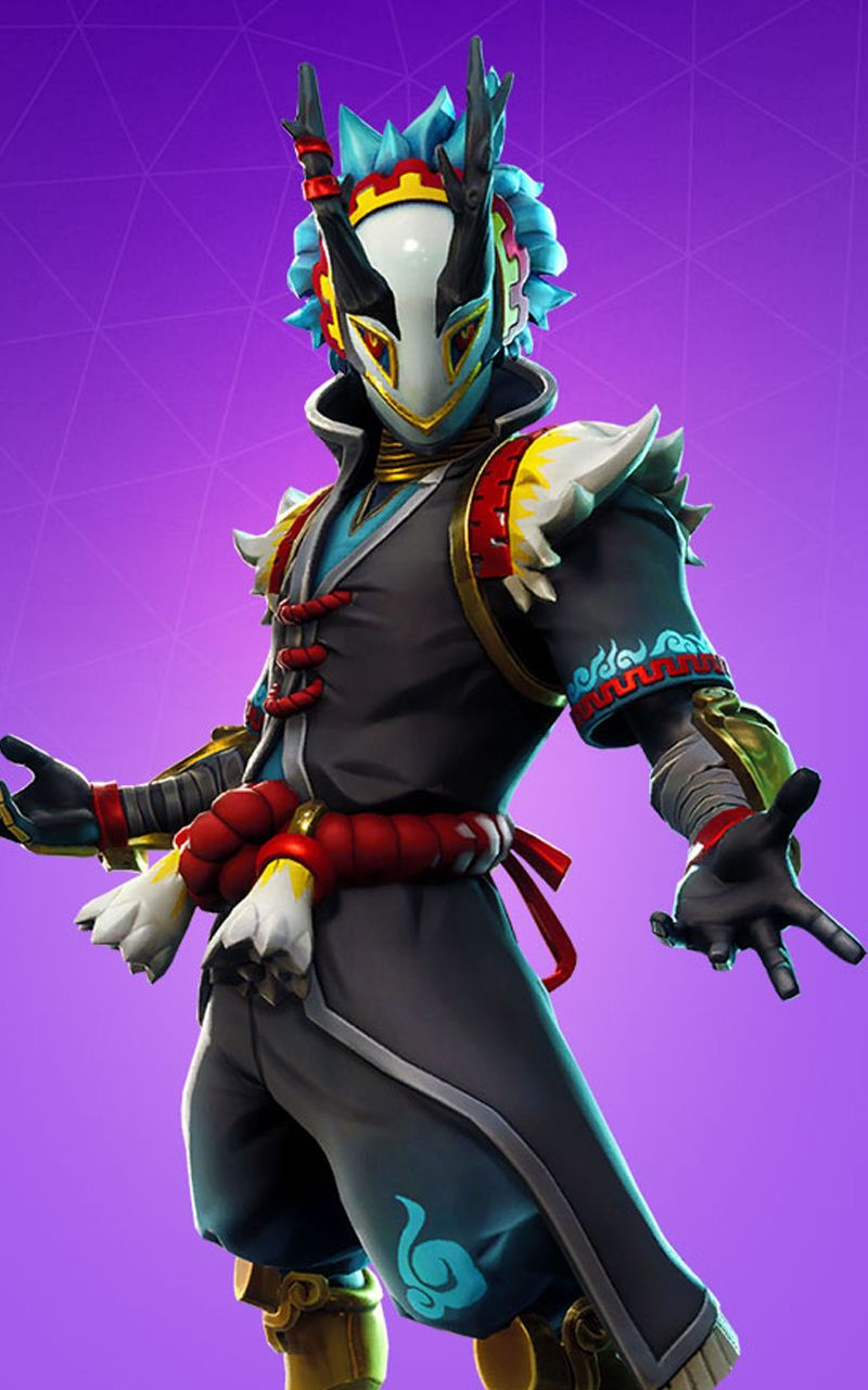 Fortnite Battle Royale Wallpaper Skin Taro Fortnite Battle