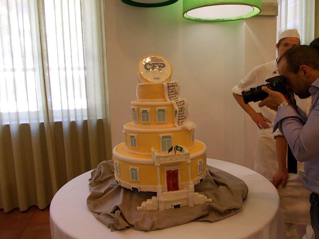 torta d'esame