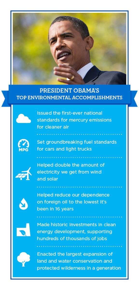Obama: a true visionary that knows how to plan for our future, our children's children's future, our species...period.