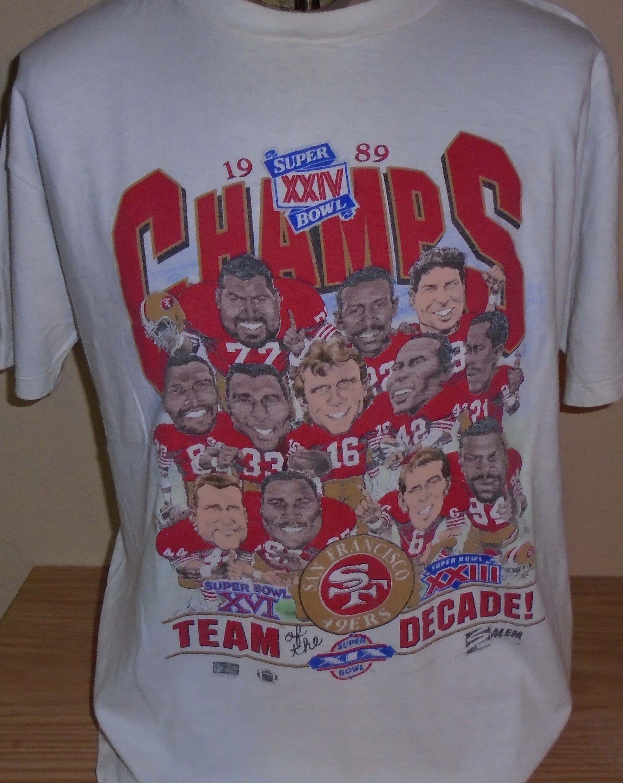 06ab31191 San Francisco 49ers T Shirts Vintage - Nils Stucki Kieferorthopäde