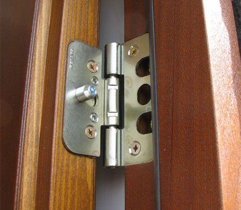 Image Result For Security Door Hinge Security Door Door Handles Doors