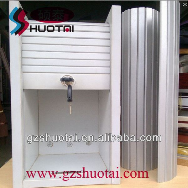 pvc roller shutter door kitchen cabinet tambour buy doors ...