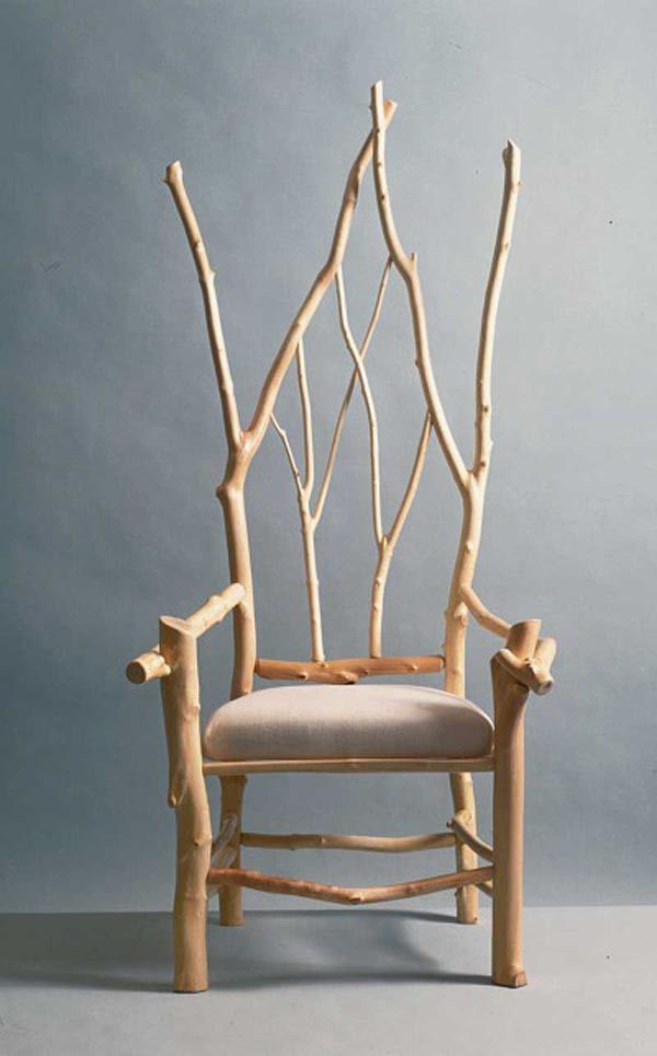 DIY Make Twig Furniture Wooden PDF Wooden Step Stool Chair Plans