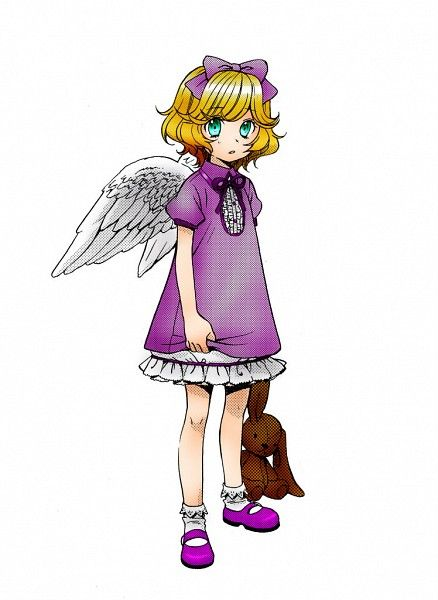 another character from maximum ride angel maximum ride