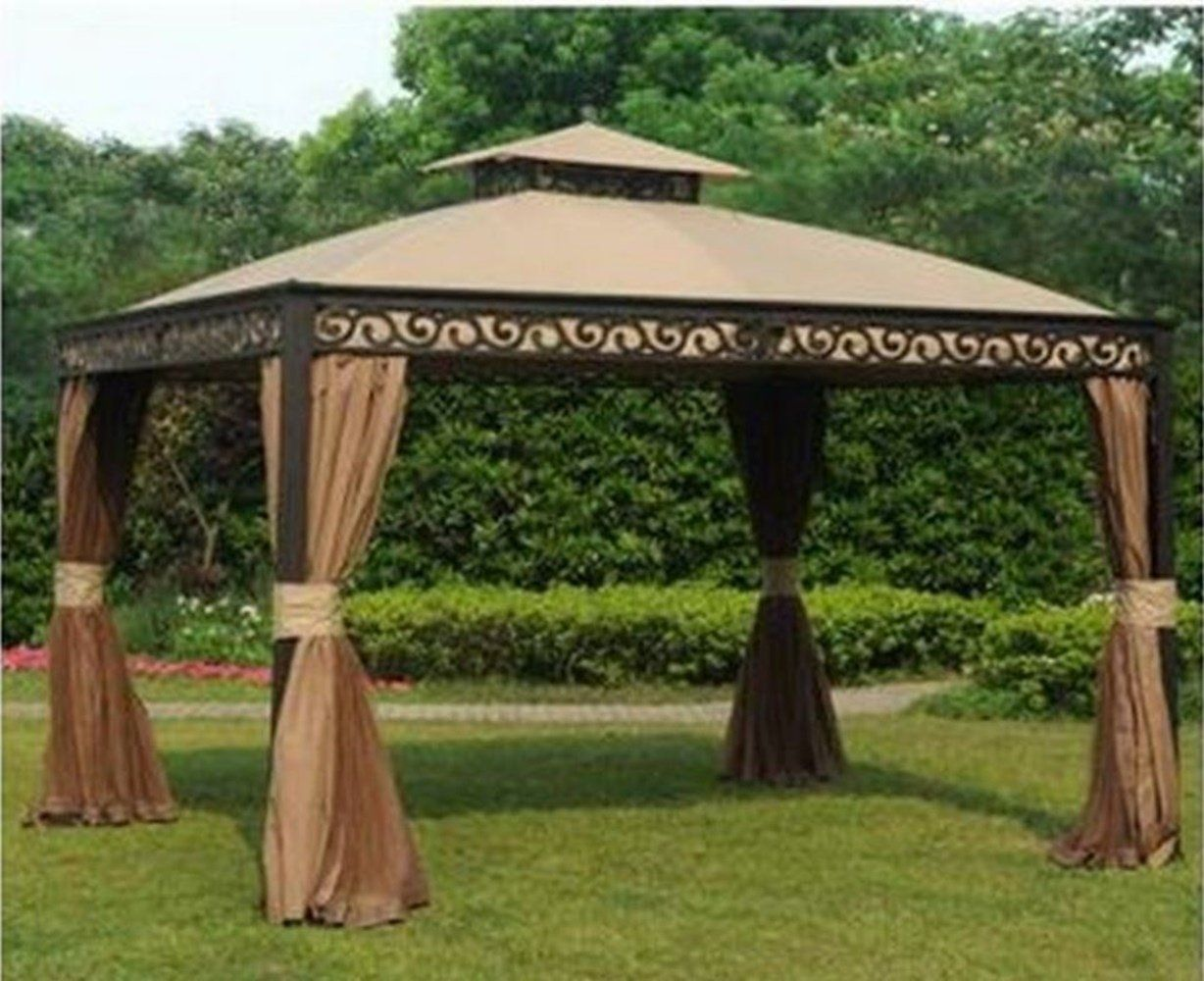 10 X 12 Outdoor Gazebo Ious With Aluminum