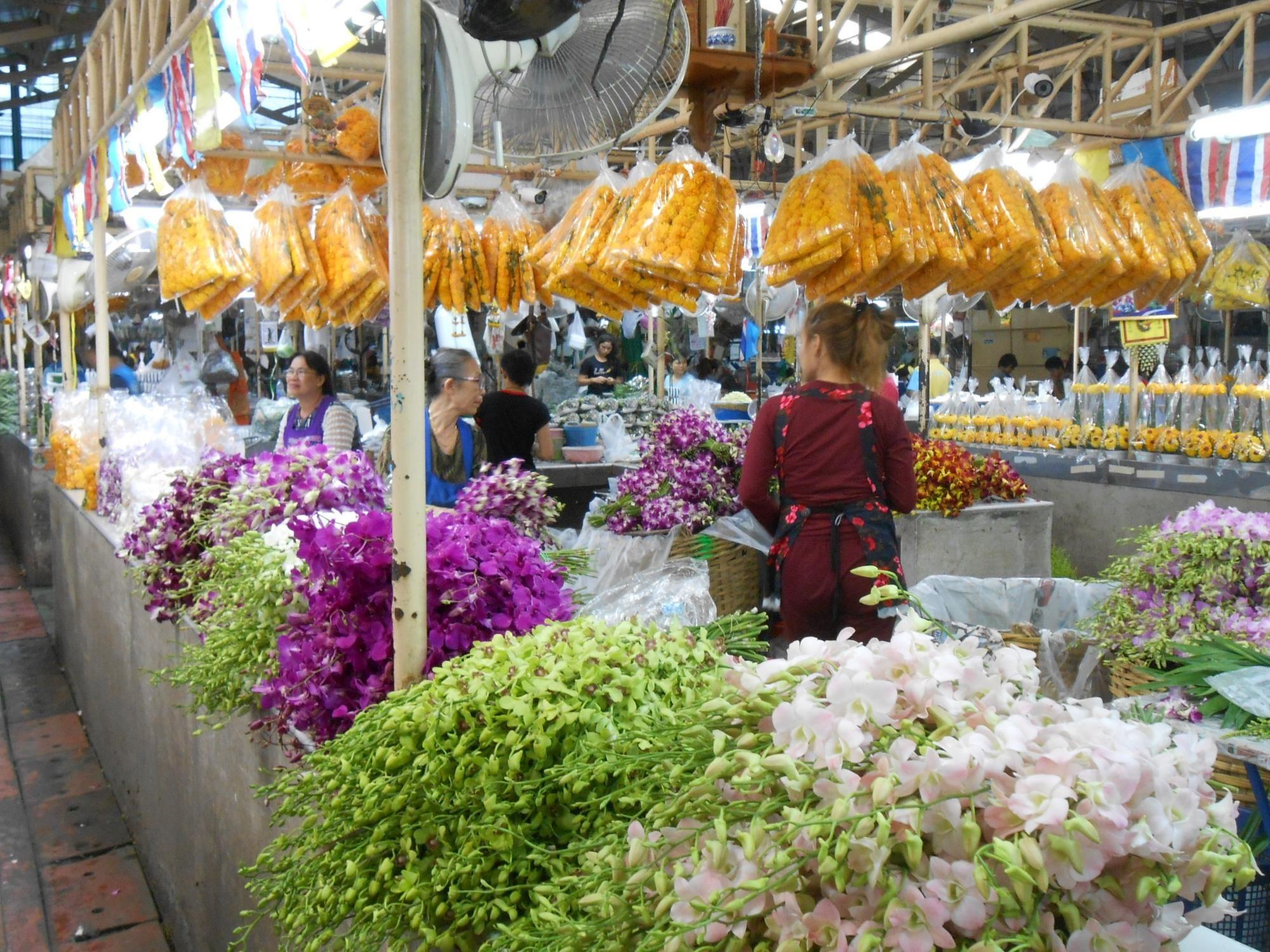 Chatuchak Flower Market (Bangkok, Thailand): Address