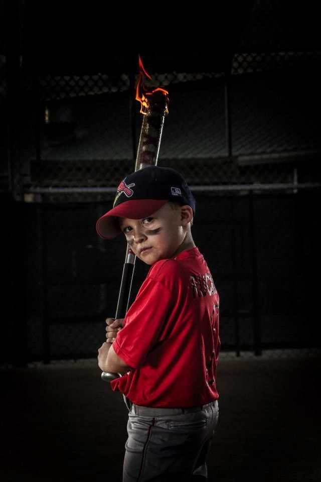 Forget baseball....FIREBALL!!!