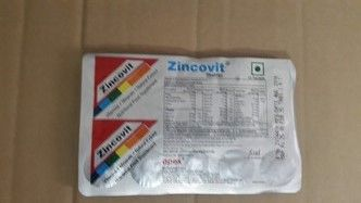 Awesome Zincovit Tablets 15 Per Strip Apex Laboratories Online Download Free Architecture Designs Grimeyleaguecom