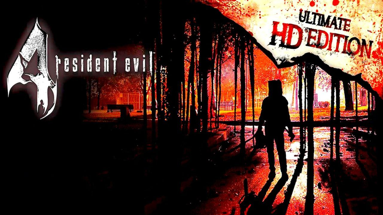 Resident Evil 4 Ultimate HD Edition PC Game Free Torrent