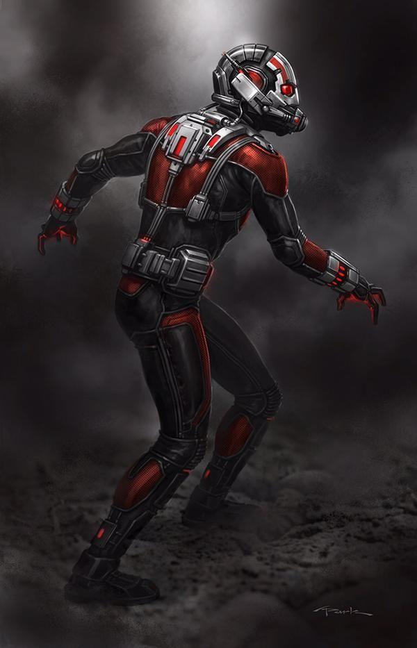 Universe Hulk Art Ant Marvel Cinematic ManThe Concept For OPZkuXiT