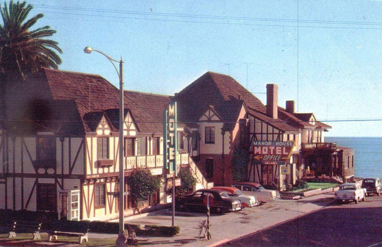 Manor House Motel Long Beach Ca Still Operating Long Beach California Los Angeles Architecture Long Beach