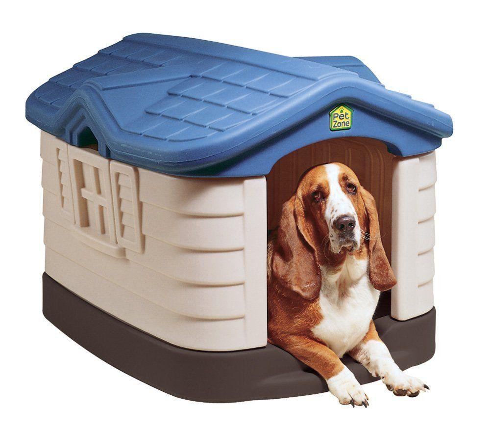 Amazon Com Pet Zone Step 2 Cozy Cottage Dog House Indoor Dog