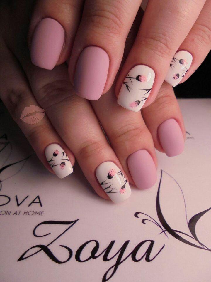 Pin by Анна Яковлева on маникюр | Pinterest | Short nails, Nails ...